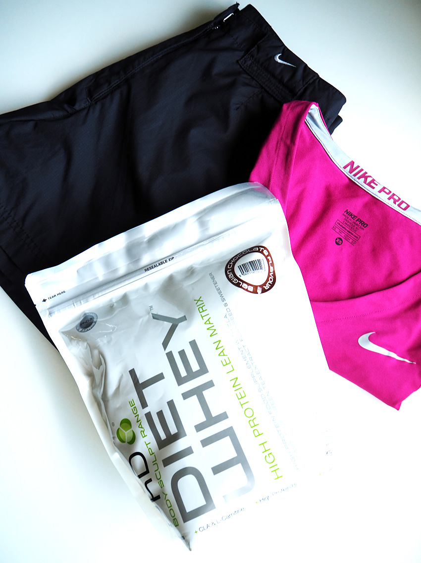 NikePro-urheiluvaatteet