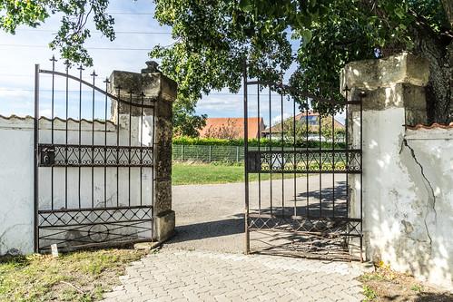 Friedhof Schützen am Gebirge