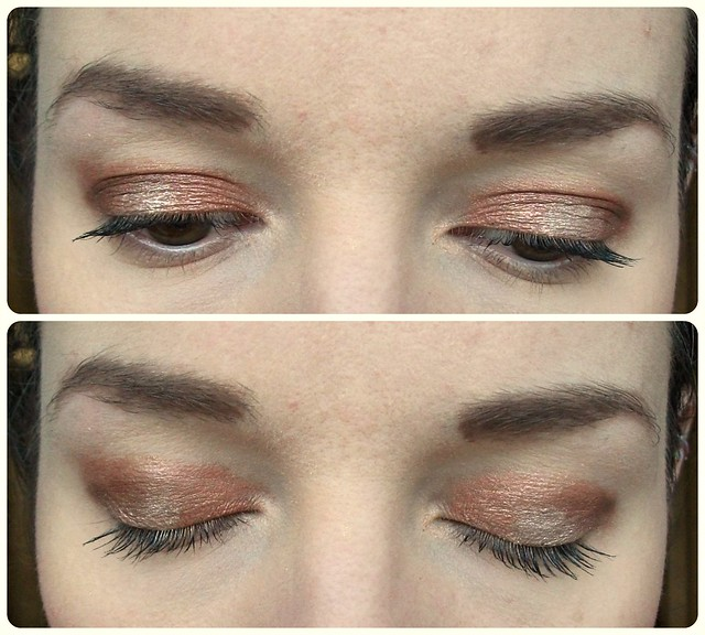 Autumn Eye Makeup
