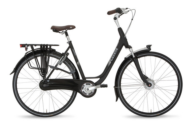 "Gazelle Orange C7+ • <a style=""font-size:0.8em;"" href=""https://www.flickr.com/photos/ebikereviews/21678758285/"" target=""_blank"">View on Flickr</a>"
