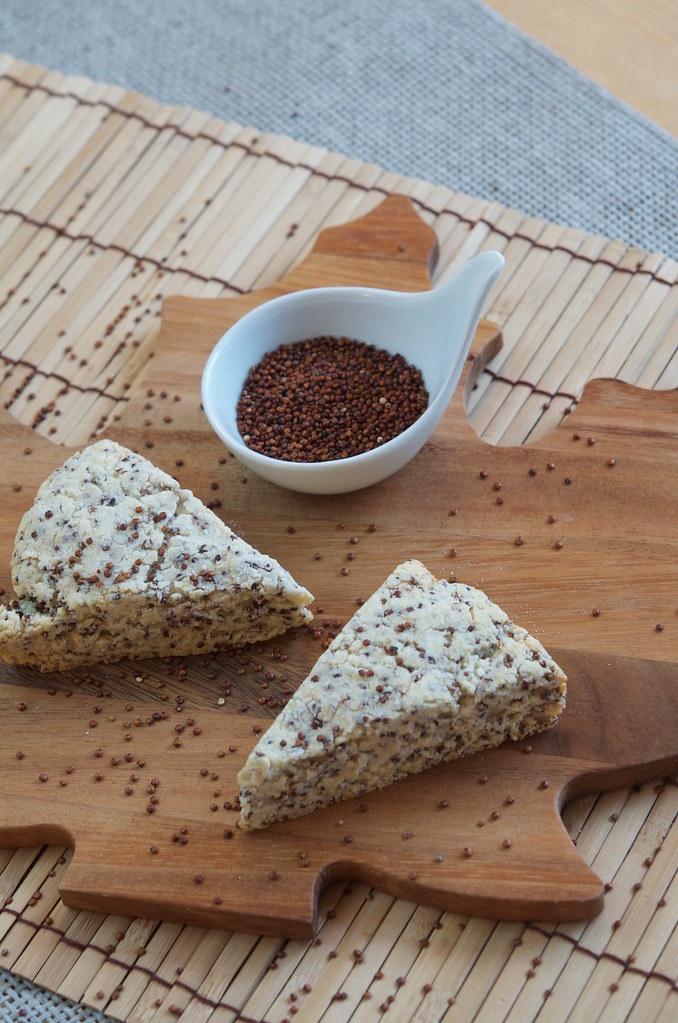 zwergenprinzessin bäckt: glutenfreie quinoa-brötchen (#wbd2015)