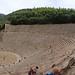 Amphitheatre at Epidaurus by pixellent