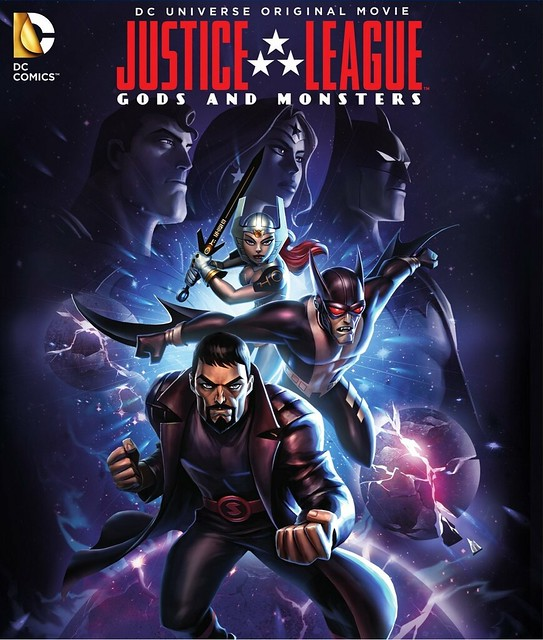 Justice League Gods And Monsters (2015)