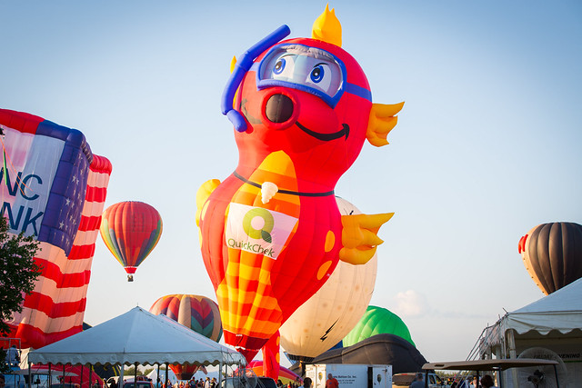 2015 QuickChek NJ Festival of Ballooning