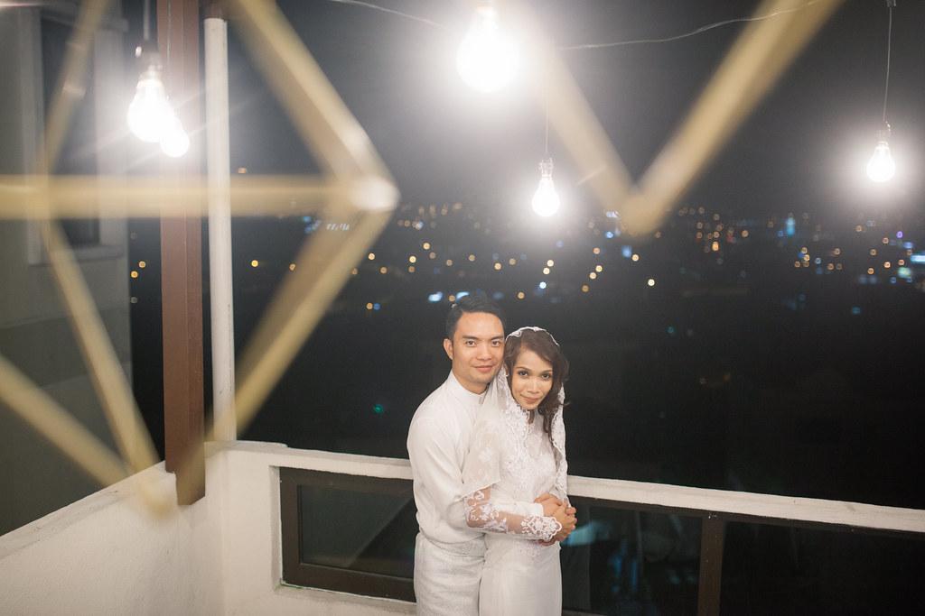 Ruzaini + Nadia 948