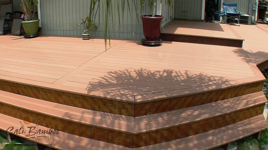 John deck for Composite decking reviews
