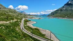 Rhätische Bahn - Passo del Bernina - Grigioni - Switzerland