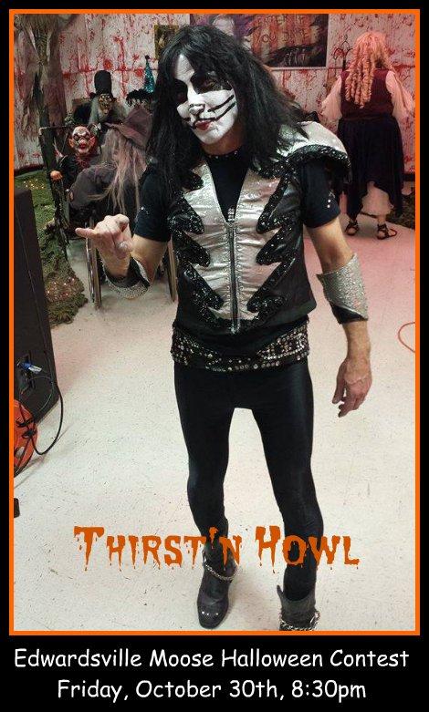Thirst'n Howl E'ville Moose 10-30-15