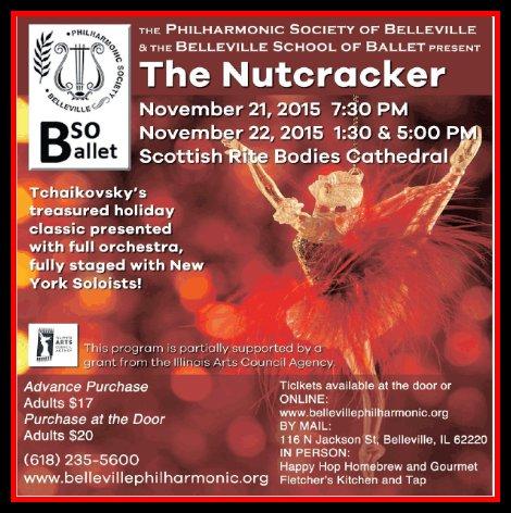 The Nutcracker 11-21, 11-22-15