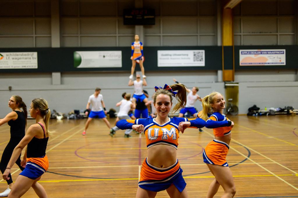UM Cheerleading