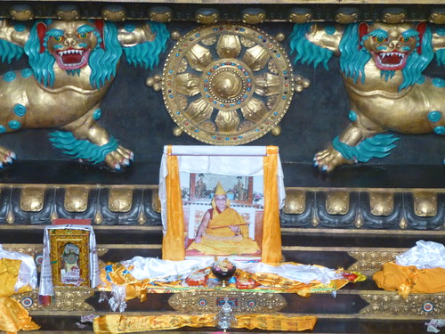 CH-Litang-Chode Gompa-Monastère (5)
