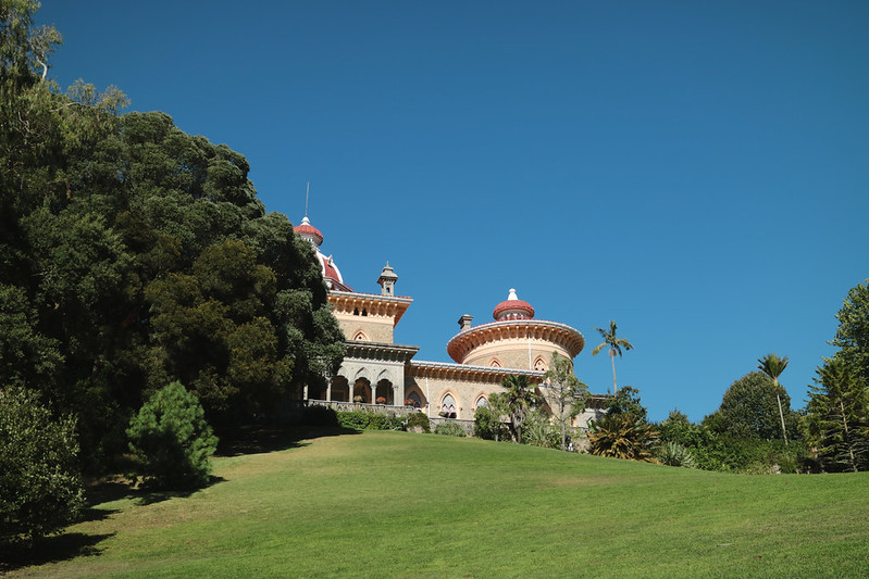 Palacio de Monserrate. Sintra, Portugal