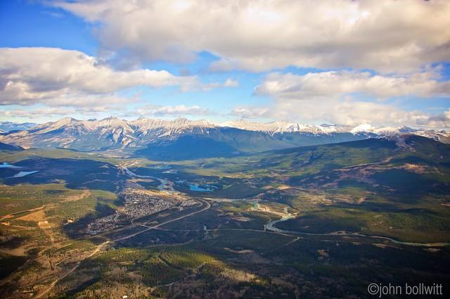 Jasper, Alberta - October, 2015