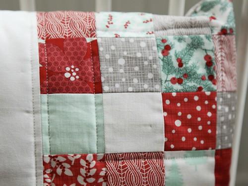 Winterberry Cushion