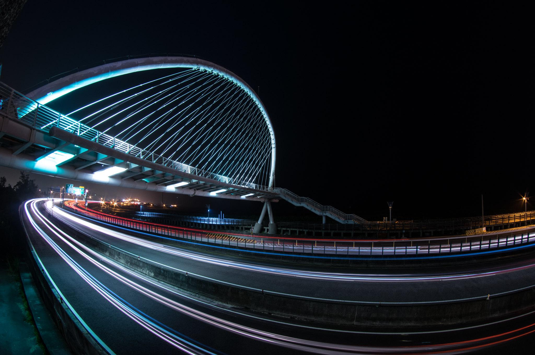 初探豎琴橋