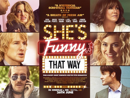She's Funny That Way - Poster 5