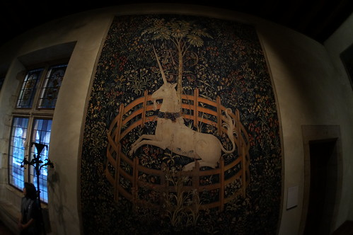 Unicorn Tapestries, Cloisters NYC