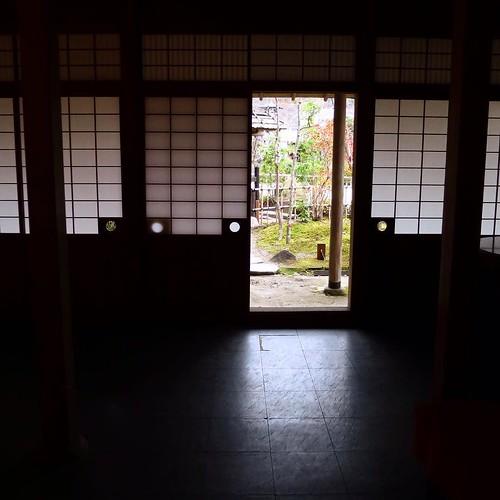 静かな空間。 #日光江戸村 #edowonderland