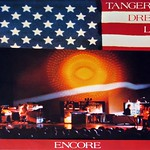 Tangerine Dream Encore Live Double LP