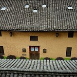 View of the Farmhouse from Luna - Yangshuo Village Inn - Yangshuo China