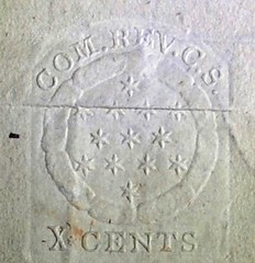 Scot Counterstamp Hexagram