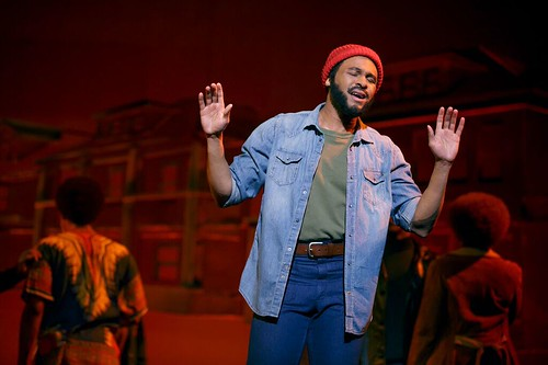 Jarran Muse as Marvin Gaye