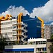 Yellow and Blue / Geel en Blauw ,Rotterdam by jo.misere