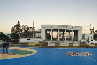 San Fernando City - Town Plaza