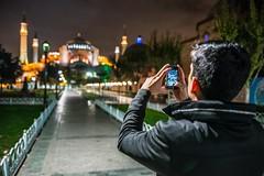 Hagia Sophia captured
