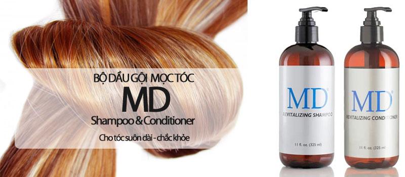 Dầu gội ngăn rụng tóc MD Revitalizing Shampoo