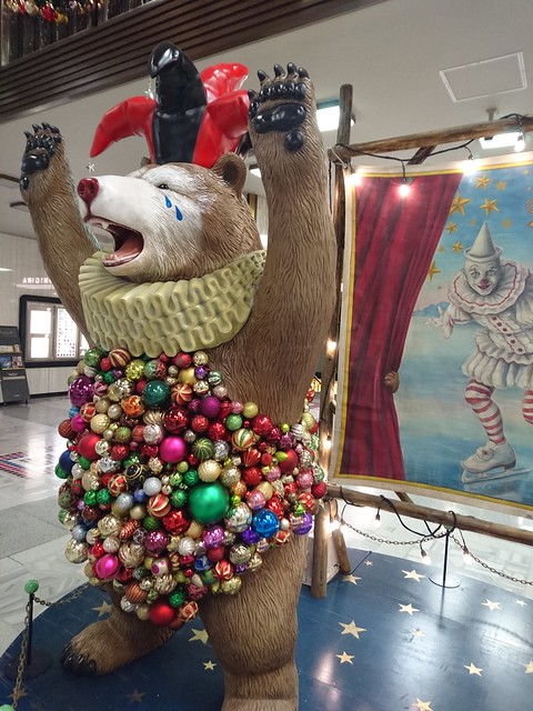 Marunouchi Winter holiday Circus 2015 04