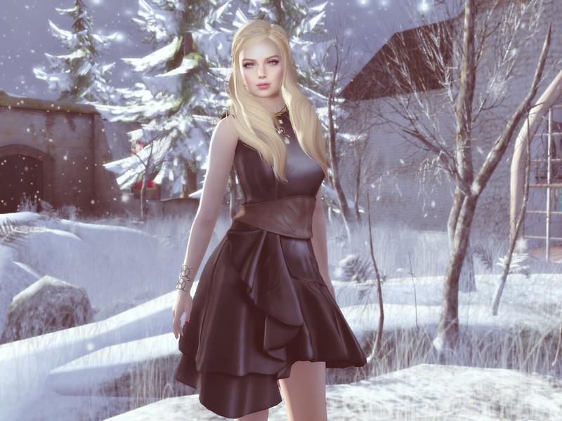 Entice dress