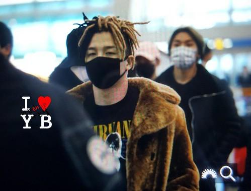 BIGBANG departure Seoul to Fukuoka 2016-12-09 (15)