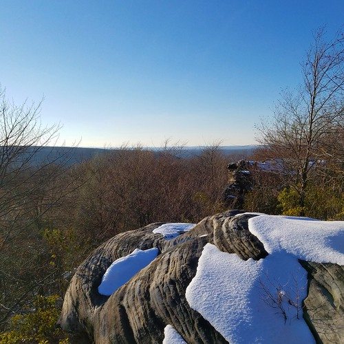 Top of Devil's Den
