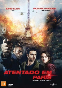 Assistir Filme Atentado em Paris Dublado