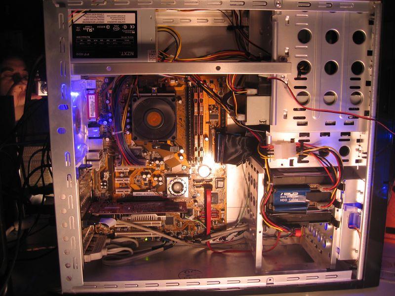 computer case paint