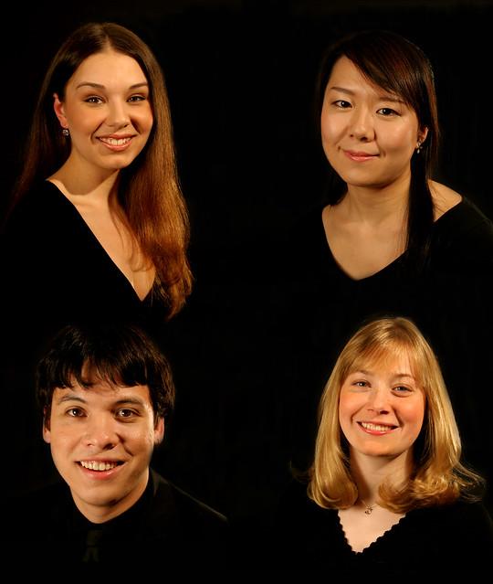 Header of Attacca Quartet