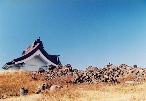 Mt. Zao Summit 宮城蔵王