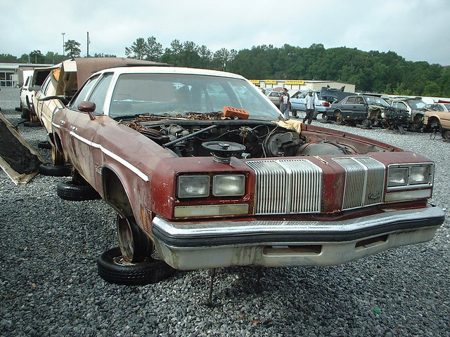 1976 oldsmobile cutlass salon flickr photo sharing for 1976 cutlass salon for sale