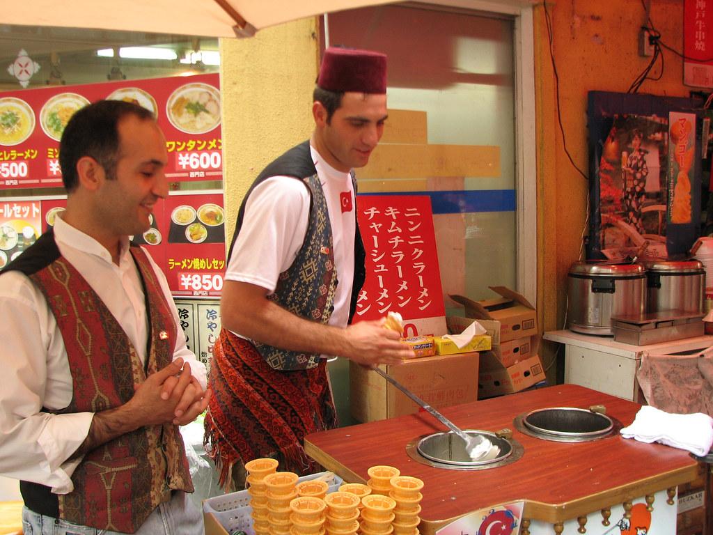 Chinatown - Turkish Ice Cream
