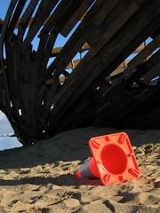 lyingdown cone