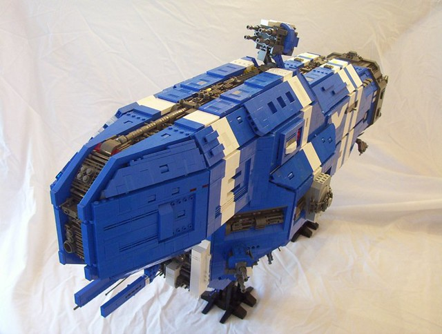 Porphyrion Assault Frigate