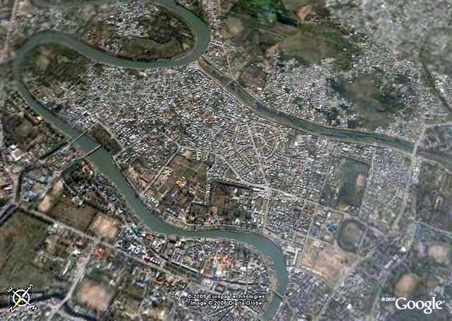 Srinagar, Jammu & Kashmir, India | Google Earth View: Srinag ...
