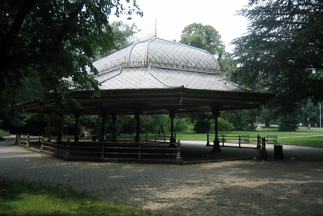 Brooklyn Prospect Park Oriental Pavilion Flickr
