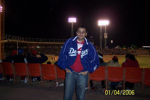 In Hermosillo, Sonora, Mexico -Hector Espino Stadium-