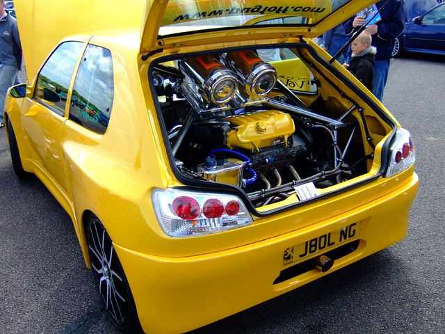 306 Twin V6 With Nos Flickr Photo Sharing