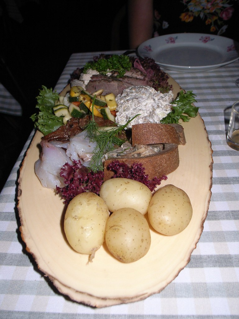 Traditional Finnish Loggers food