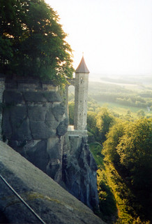 Festung Königstein torni