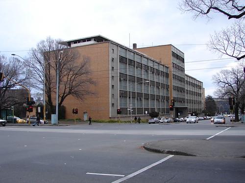 2006年のメルボルン大学歯学科