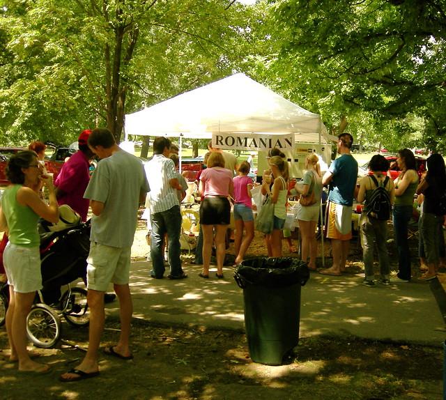 Romanian Food Festival Michigan